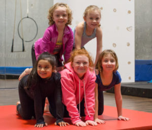 Children pyramid